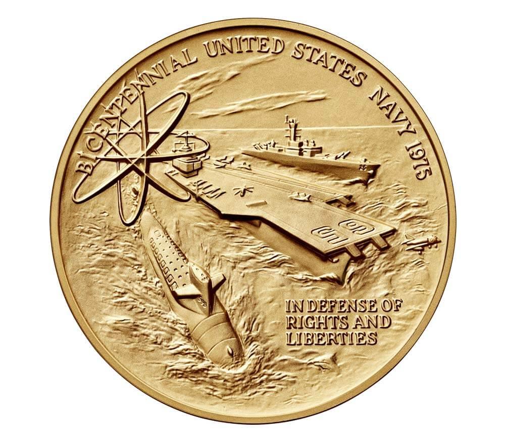 u s navy bicentennial