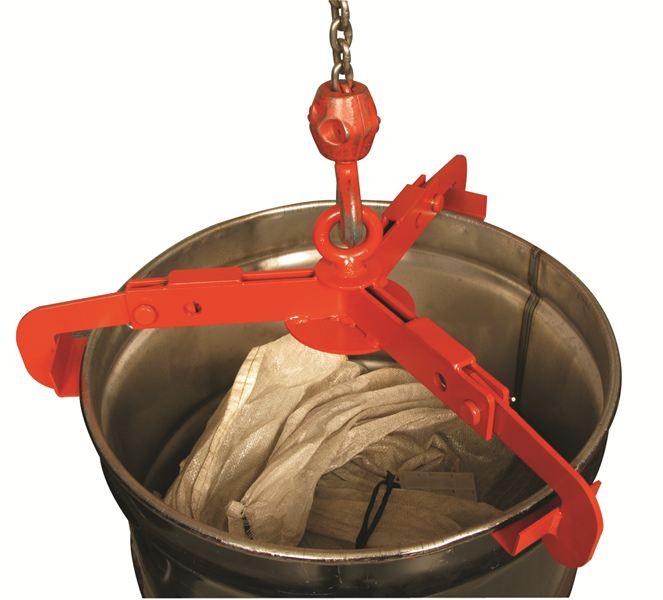 Part No 240038 Open Head Drum Lifter On Wesco Industrial