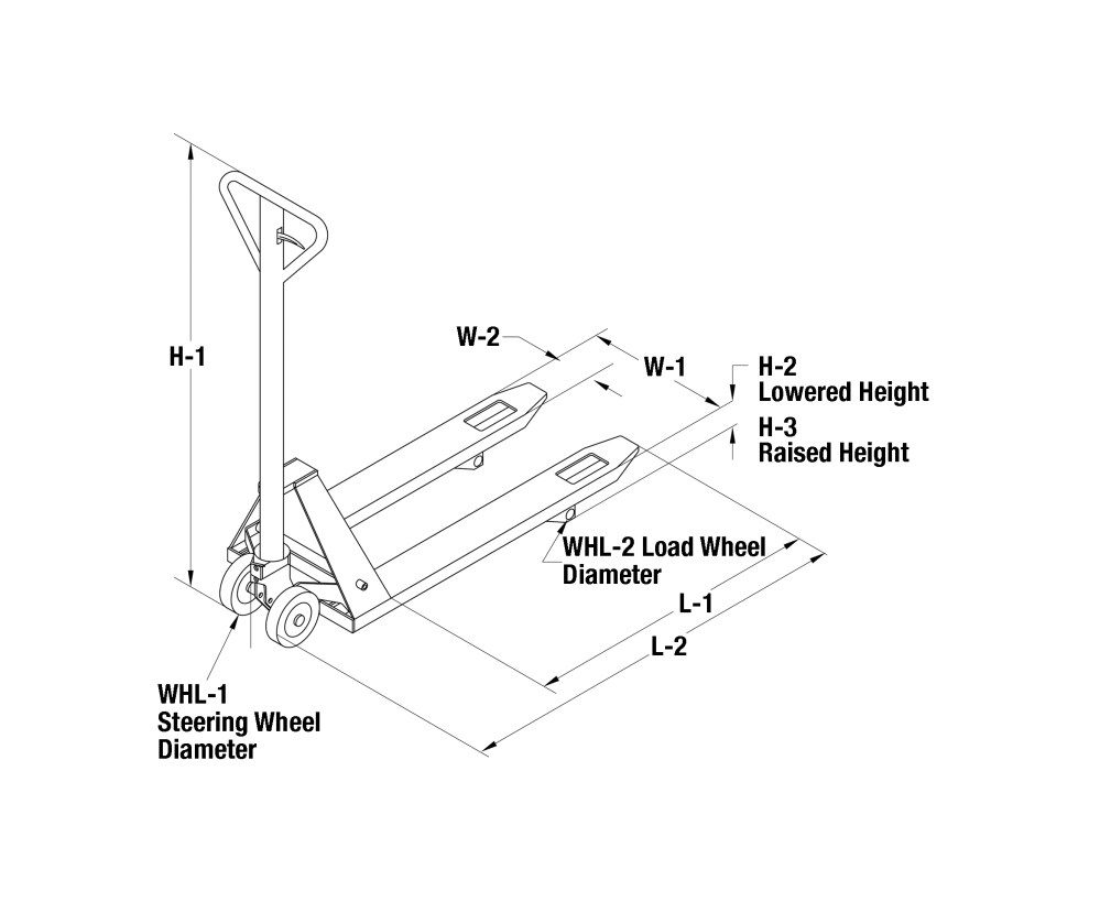 medium resolution of 273445 pallet truck schematic drawing