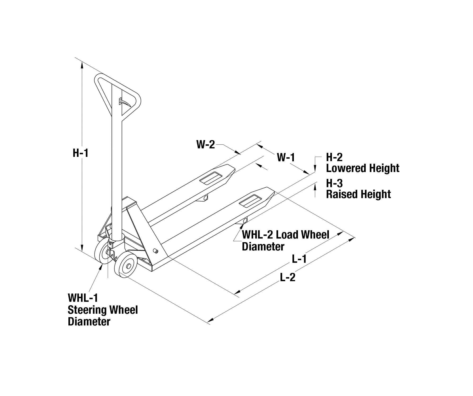 hight resolution of 273445 pallet truck schematic drawing