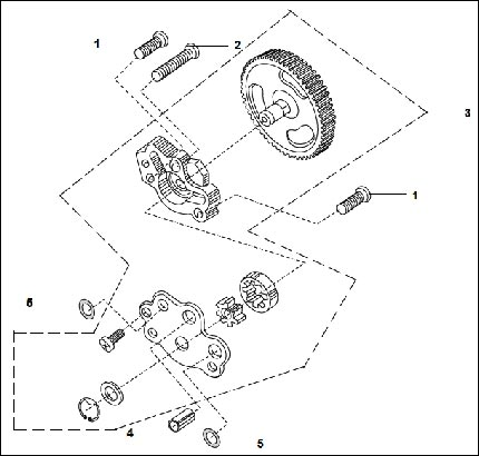 Engine Oil Pump,Motorcycle Engine Oil Pump,Oil Fuel Pump