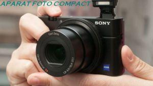 aparat foto compact