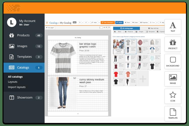 retail templates