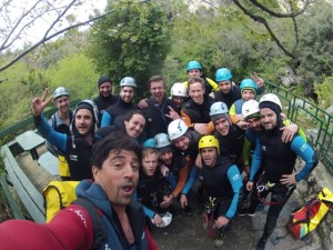 canyoning barcelona et catalogne