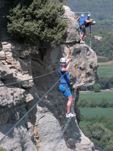 Via Ferrata Catalogne Evg