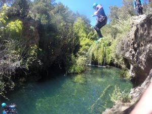 canyoning catalogne