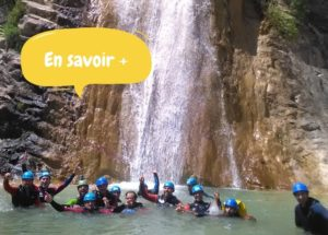 canyoning catalogne barcelone