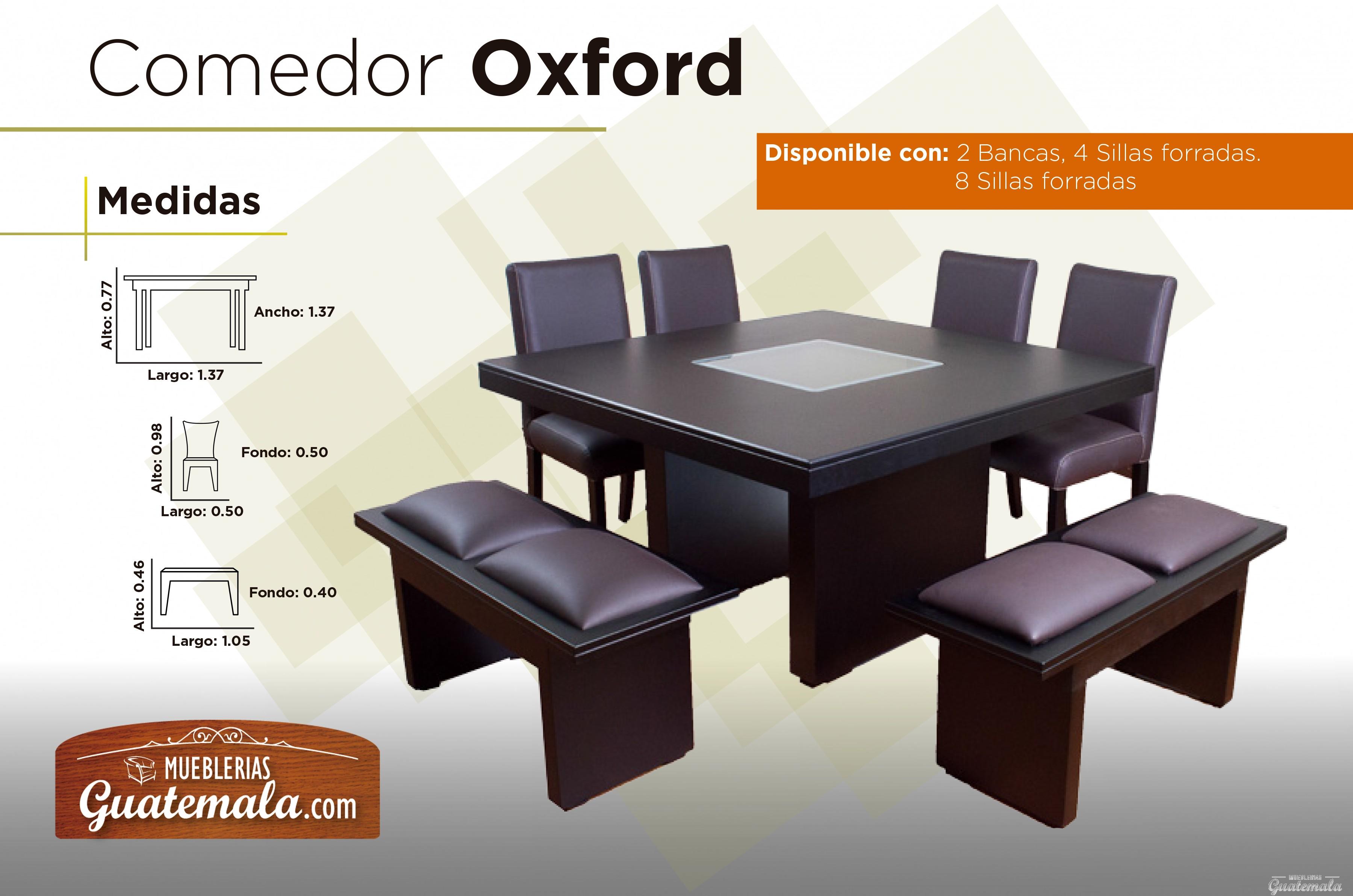 Comedor Oxford
