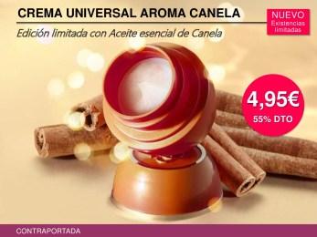 crema universal oriflame