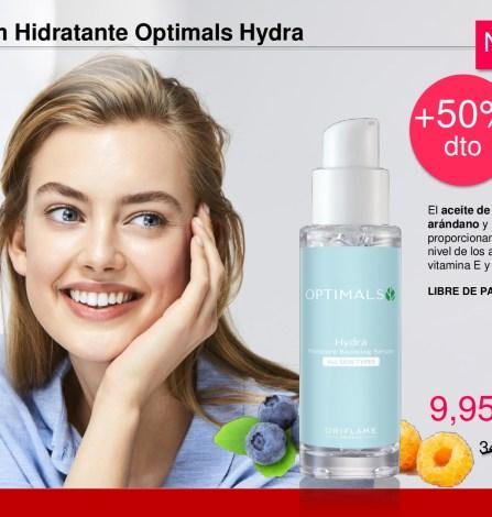 serum hidratante oriflame