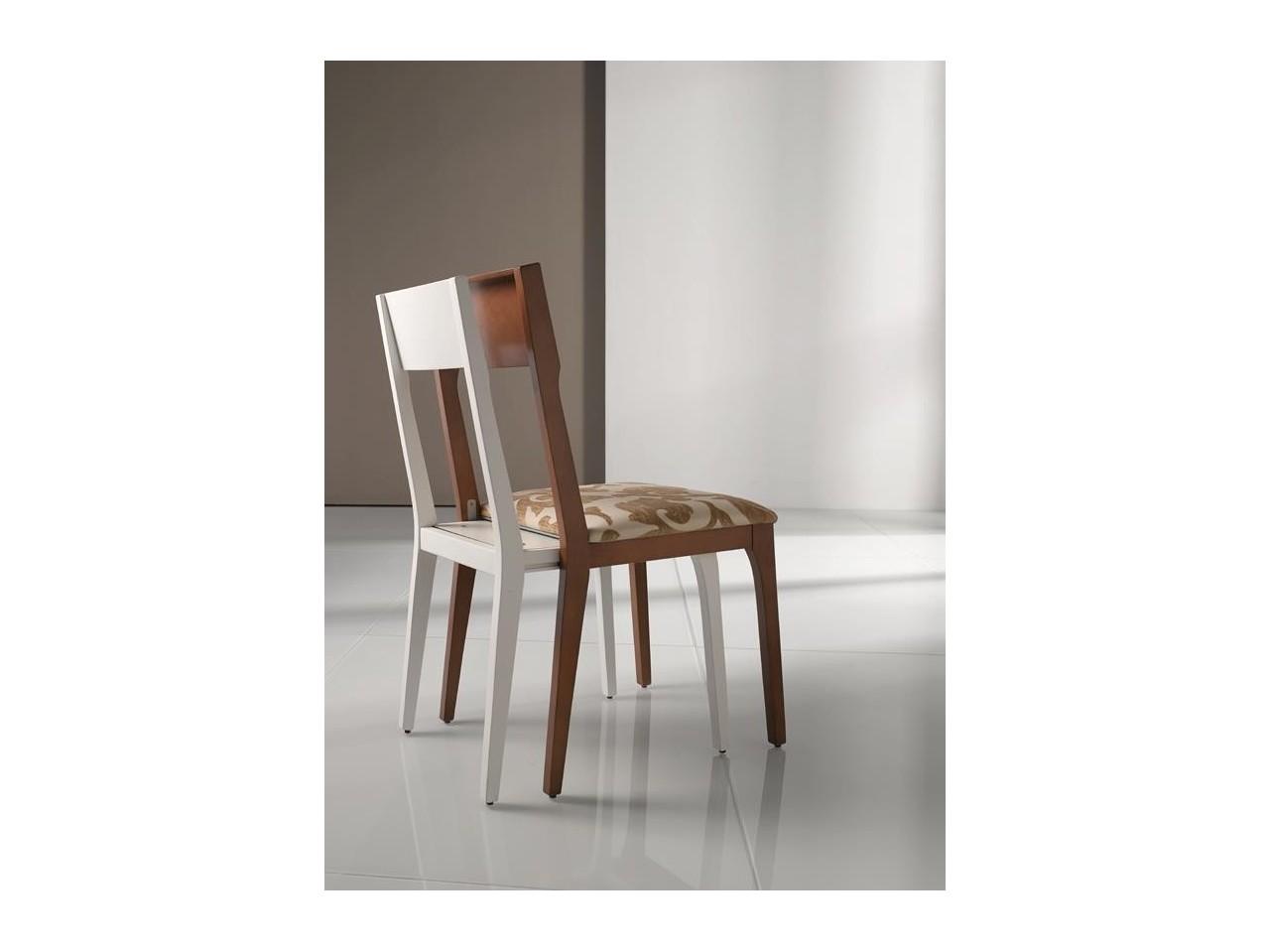 Pack Mesa extensible 120140 a 200220 y 6 sillas dobles del modelo Due del fabricante Moya Andreu en Zaragoz