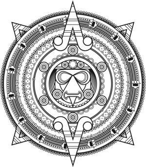 Tatuajes De Simbolos Mayas Y Aztecas Y Su Significado