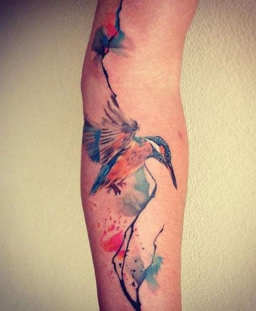 Imagenes De Colibries Para Tatuajes Maya De Hombres