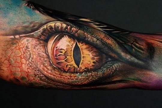 Increibles Diseños De Tatuajes Chidos En El Brazo