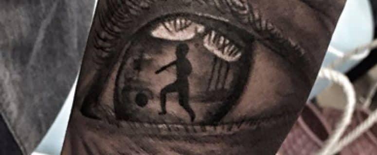 Imagenes Originales De Tatuajes De Futbol Para Hombres