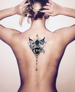 Delineados Delicados Tatuajes De Ojos Para Mujeres