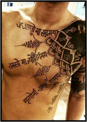 Obras E Ideas Diversas De Tatuajes Hindu Para Hombres