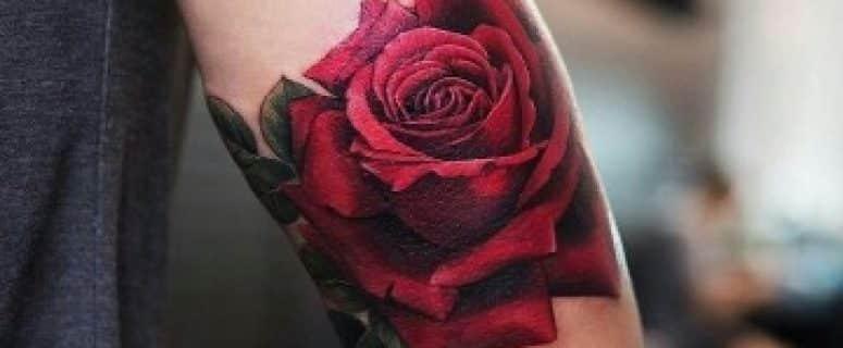 3 Rasgos Esteticos En Tatuajes De Rosas Realistas Catalogo De