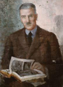 ritratto del cognato Galante