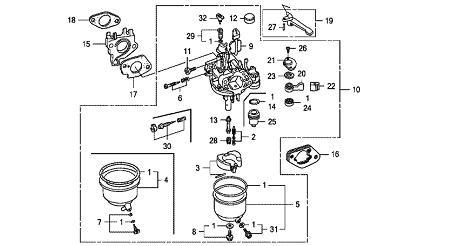 catalogue karting pieces de moteur kart honda catalogue