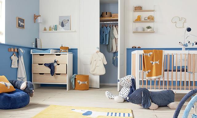 decorez la chambre de bebe avec un