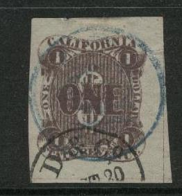 Catalogue United States Fiscal Stamps