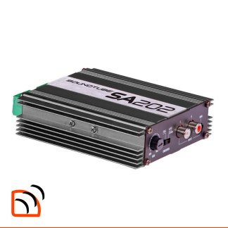 SoundTube SA202 Mini Amplifier Image