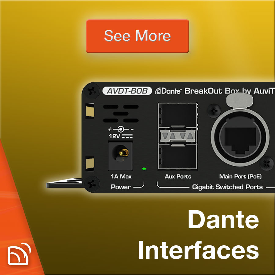 Dante Interfaces