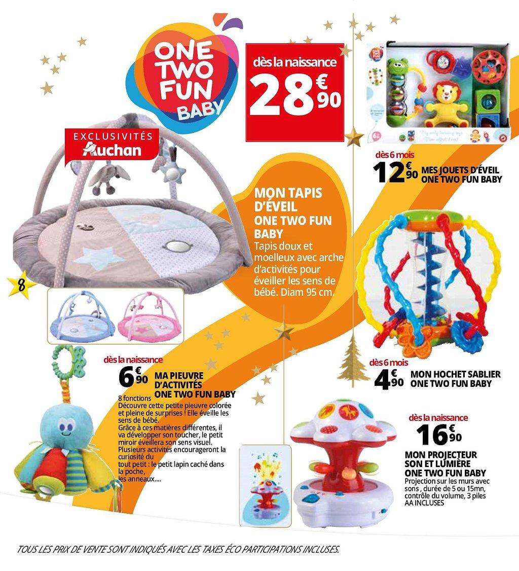 Catalogue Auchan Bebe Couche Auchan