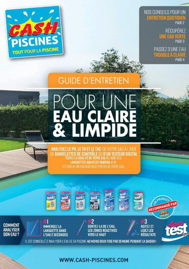 Cash Piscine Sollies Pont : piscine, sollies, Sollies, Piscines, Catalogue,, Promos,, Magasins, [Mars, 2021]