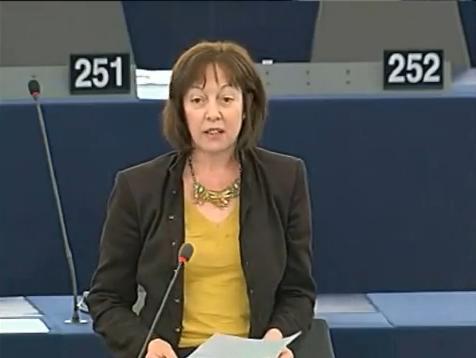 Jill Evans, Welsh eurodeputy for Plaid Cymru
