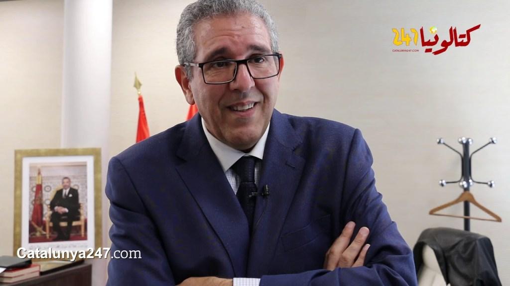 القنصل العام للمملكة المغربية ببرشلونة لراديو المهاجر: موضوع العالقين ينتظر الضوء الأخضر من السلطات الصحية