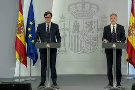 عودة الحياة تدريجيا في إسبانيا بعد أزمة كوفيد19.