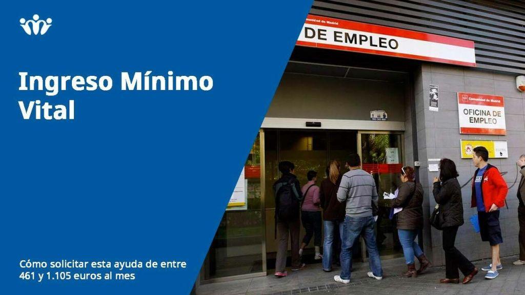 انطلاق عملية التسحيل للحصول على الدخل الأدنى الحيوي بإسبانيا.