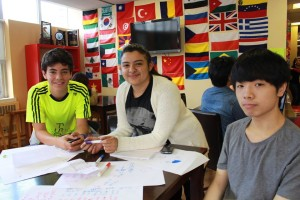 World Map Drawing Party6