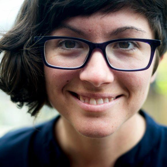 Headshot of Catalyst Cooperative President Christina Gosnell