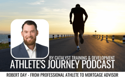 Episode #3: Robert Day – From Professional Athlete to Mortgage Advisor