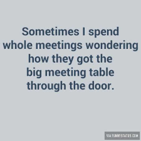 table thru door
