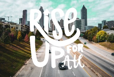 Rise Up for Atlanta, Georgia // Let's help our city!