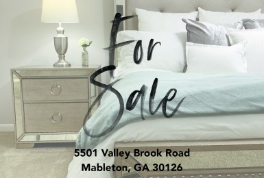 Beautiful Home for Sale in Mableton, Georgia