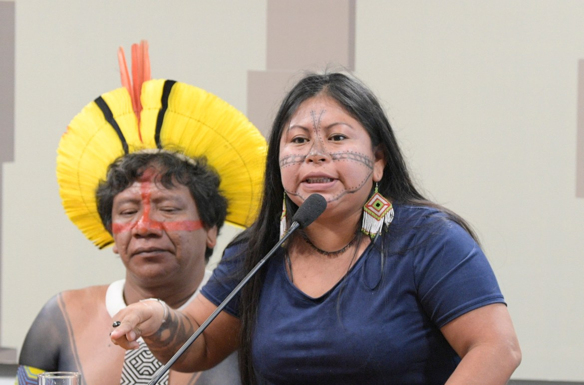 Alessandra Munduruku: A Symbol Hope for the Indigenous Peoples of Brazil