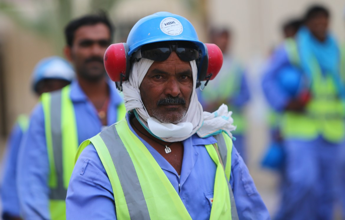 The Truth Behind the 2022 World Cup: Qatar and Its Troubling Labour Laws