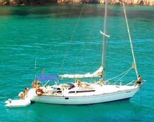 Sailboat rental Platja d'Aro excursions