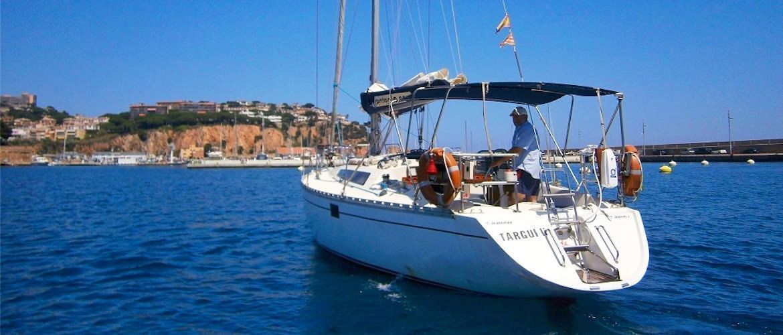Yacht charter Costa Brava