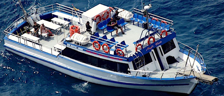 Magic Fiesta Platja d'Aro, Fiestas en barco en la Costa Brava