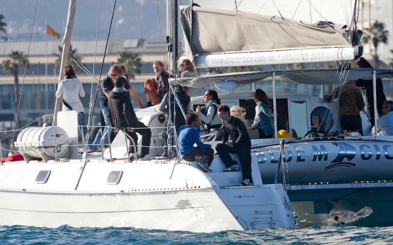 Costa Brava Lloguer de catamarà