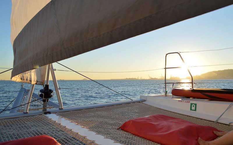 Platja d'Aro location catamaran