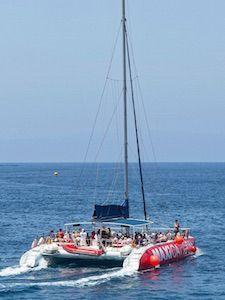 Catamaran Maxicat Tenerife