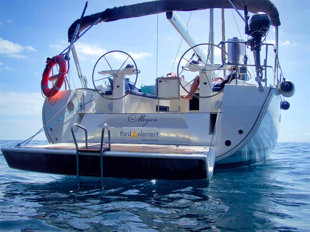 Excursiones en barco en Los Gigantes
