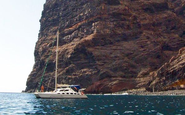 Catamarán Marhaba en Tenerife